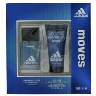 wholesale adidas cologne gift set