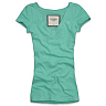 wholesale anf womens tee110916