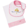 wholesale bib and burp cloth