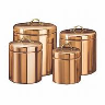closeout canisters