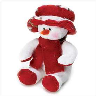 closeout christmas doll