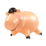 wholesale dr evil porkchop toy