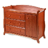 closeout dresser chest combo