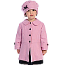 Girl's designer coat