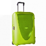 discount green luggage
