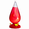 closeout mk hummingbird feeder