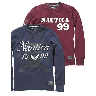 discount nautica tops