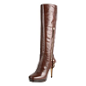 closeout nine west womens knee high boot