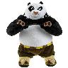 closeout panda doll