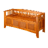 wholesale storage bench