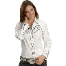 closeout womans western shirt