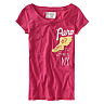 closeout aeropostale womens graphic tee