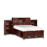 closeout bed with storage
