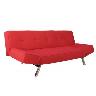 closeout click clack sofa