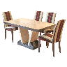 closeout dining set