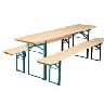 closeout garden table