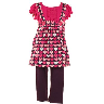 closeout girls outfit
