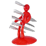 discount knife stand