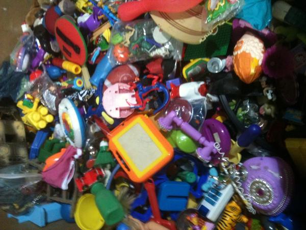 image of wholesale  used hard toys