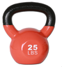 image of wholesale 25 pound kettleball