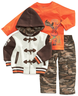 image of wholesale closeout 3 peice hoodie