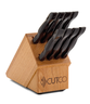 image of wholesale closeout 8 pc knife set