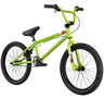 image of liquidation wholesale BMX green bike