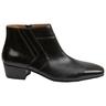 image of wholesale Giorgio Brutini black ankle boots