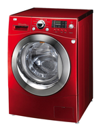 wholesale closeout LG red washer