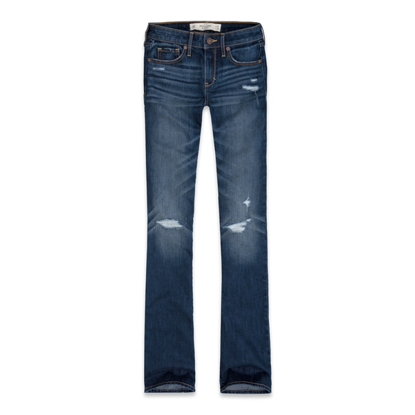 image of liquidation wholesale abercrombie womens jeans