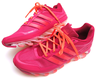 image of wholesale closeout adidas sneakers for women pink