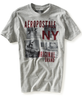 image of wholesale aeropostale gray tshirt