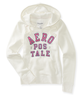 image of wholesale aeropostale white hoodie
