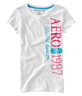 image of wholesale aeropostale white shirts