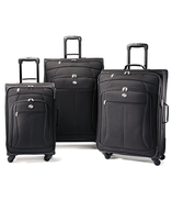 wholesale discount american tourister pop 3 piece spinner luggage set
