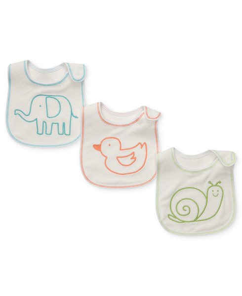image of wholesale closeout animal bibs