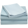 image of wholesale baby blue bed sheets