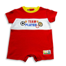image of wholesale closeout baby boy red clothing