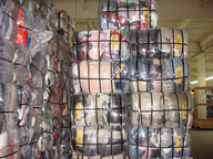 salvage new and return wholesale bails