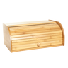 image of wholesale closeout bamboo bread box