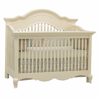 salvage new and return wholesale beige baby crib