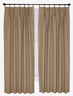 image of wholesale closeout beige drapes