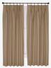 image of wholesale closeout beige drapes