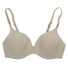 image of wholesale beige no pad bra