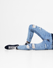 image of wholesale bershka ripped mens jeans