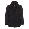 image of wholesale closeout black coats jackets