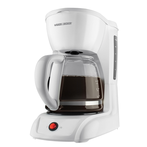 image of wholesale black decker coffee maker