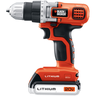 image of wholesale closeout black decker drill