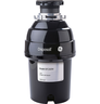 image of liquidation wholesale black garbage disposal