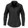 image of liquidation wholesale black mens dress shirt